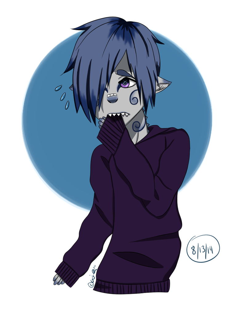 Ava's Demon Contest by VampireAnime7723