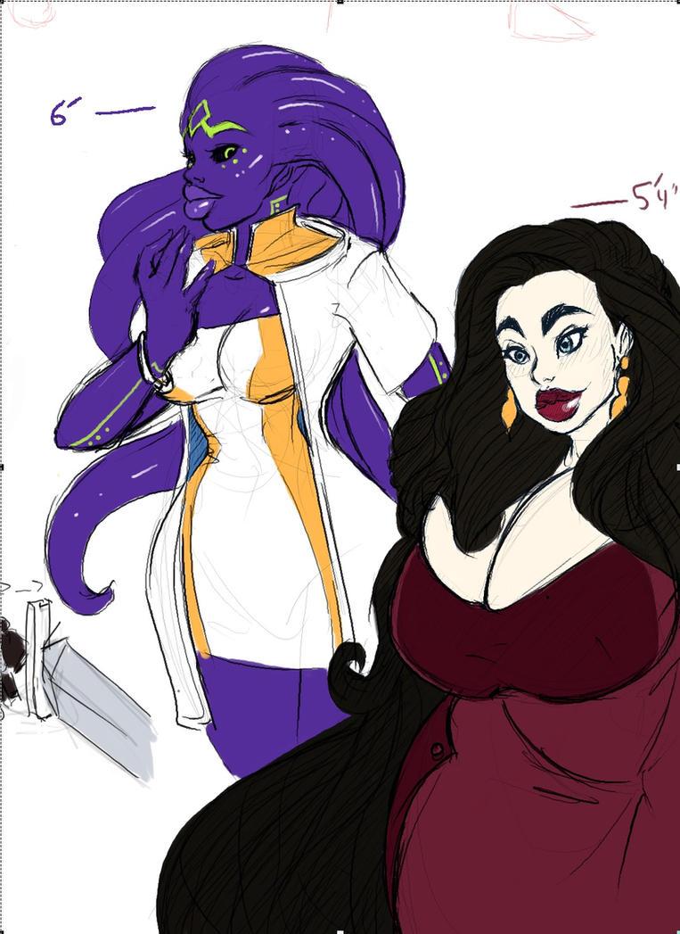 Aonice and Rheyin Take 2 by Vicious713