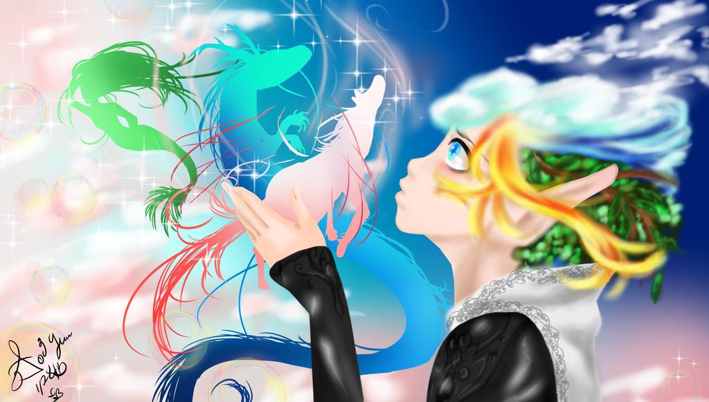 Fantasy [Our Imagination] by Wonder-land--Art