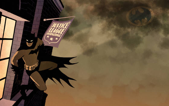 Gen-Lost Bat Cover