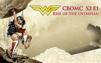 Wonder Woman - Olympian