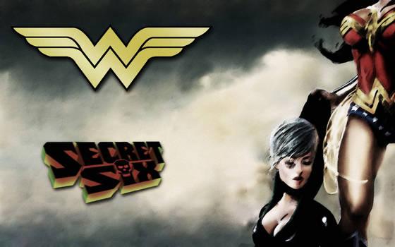 Wonder Woman vs. Secret Six