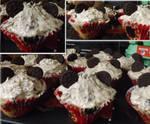 Oreo cookies and cream Bear cakes by Pixie-Aztechia