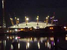 02 Arena, London. by Pixie-Aztechia