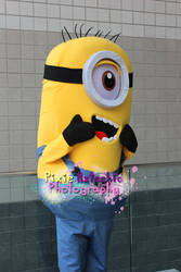 Minion Cosplay, MCM Expo October 2013