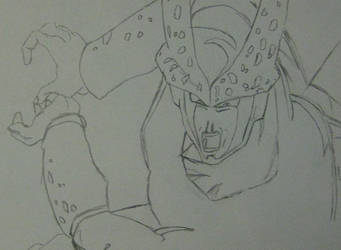 Cell Kamehameha by virus-hero