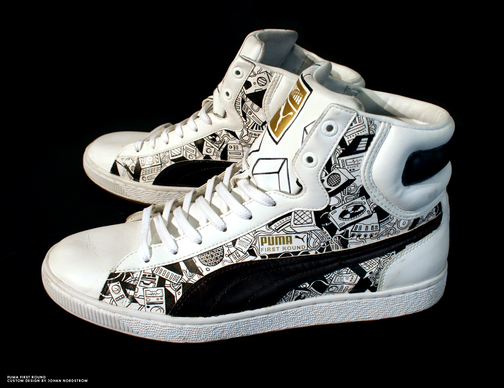 Cool Customized Basketball Shoes