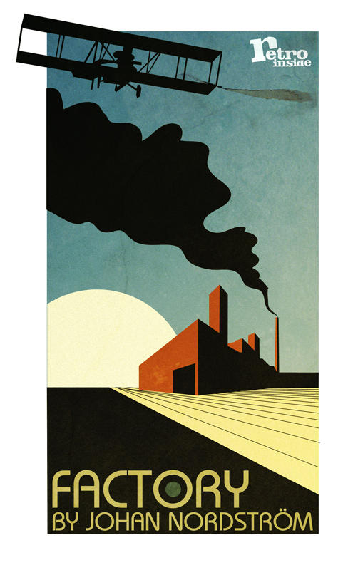 Factory by JohanNordstrom