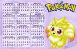 Calendar 2010 - Ninetails