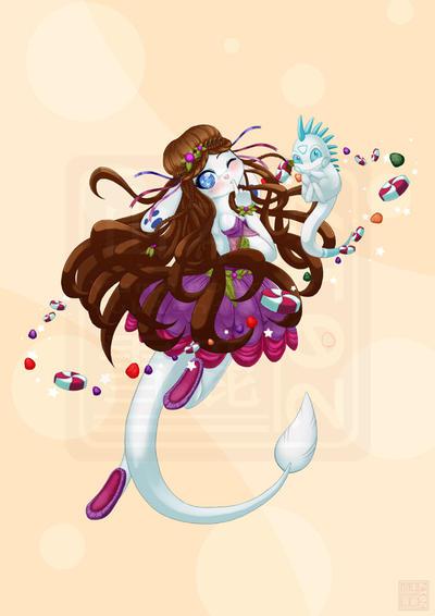 Jaidelyn's Sweet Secret by Exhaltorio