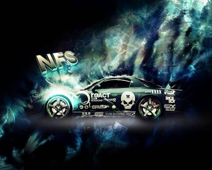 NFS: Pro street wallpaper by No10x