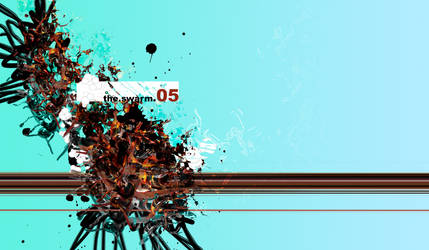 _the.swarm by Synaesthesia-