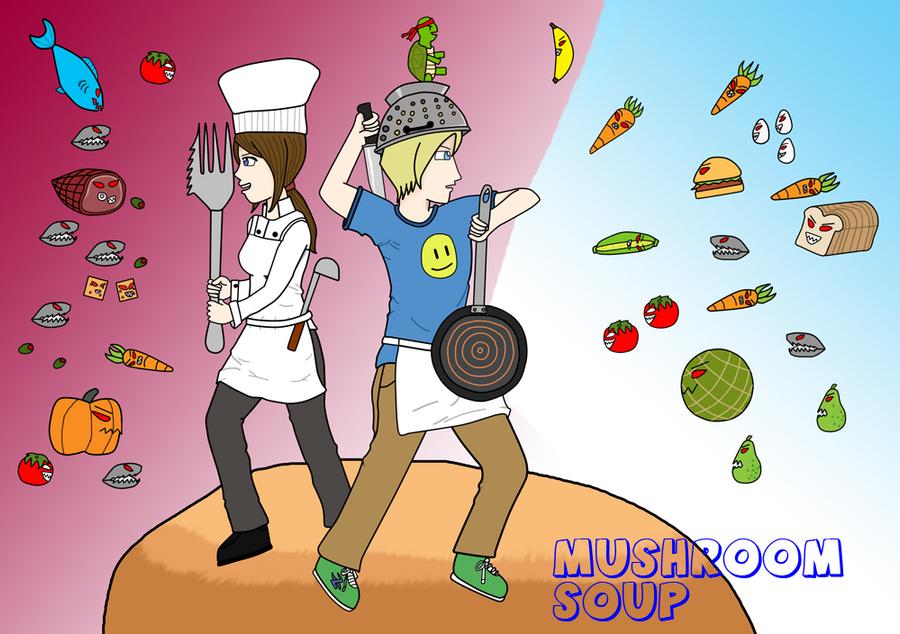Mushroom Soup Epic Filler by Rubygem14