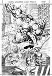 Sample Wolverine vs Hulk