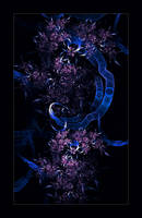 Night Pt. 2 - In The Garden by Nestalgica