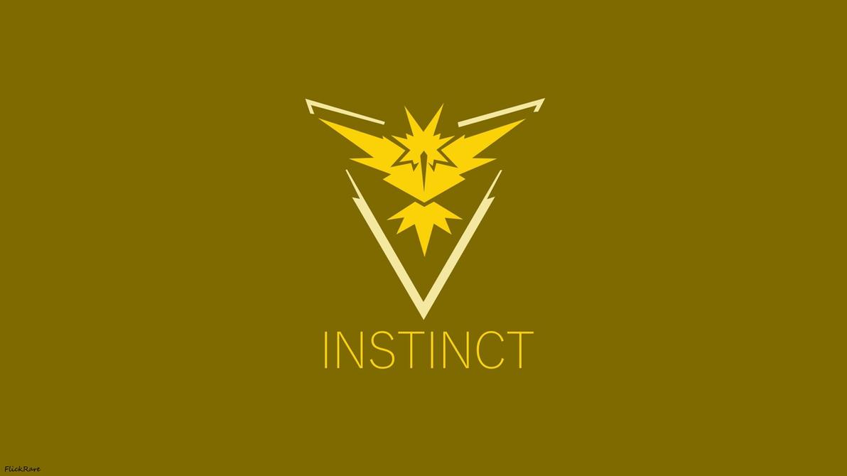 pokemon go team instinct wallpaper 1920x1080 by flickrare