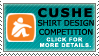 Cushe Contest Stamp by jcroxas