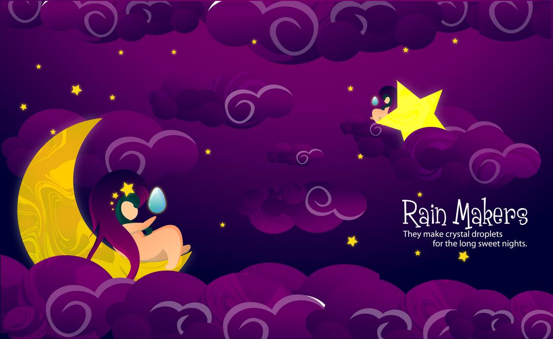 Rain Makers by jcroxas