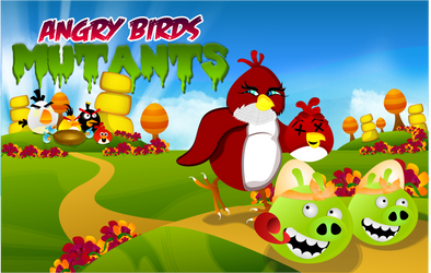 Angry Birds Mutant