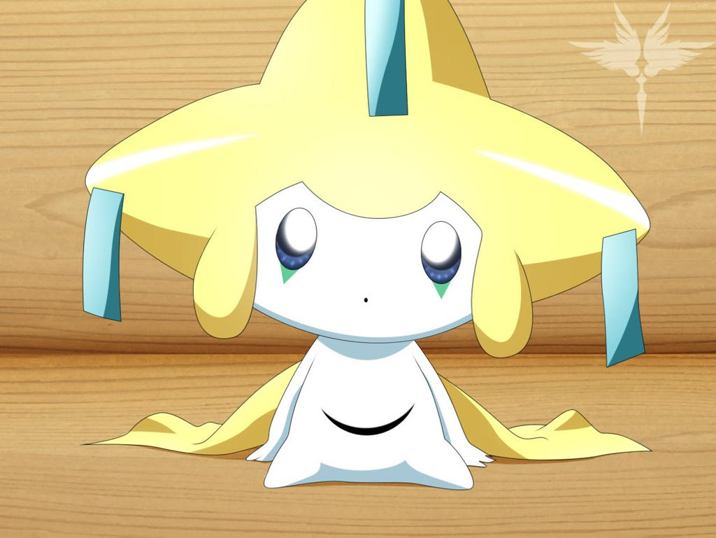 Legendary Pokemon   Jirachi By Losseiscaminos-d72f by jcroxas