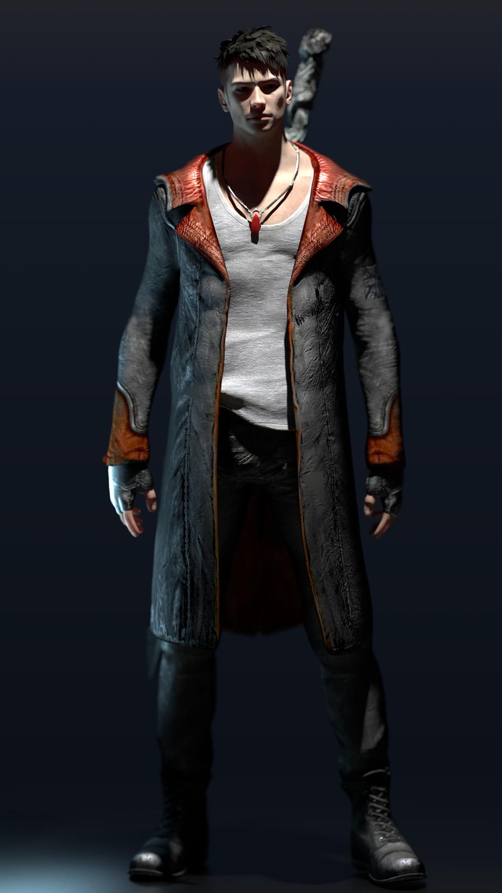 Dante by styxwalrush