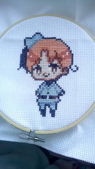 Italy Cross Stitch by prophecyte
