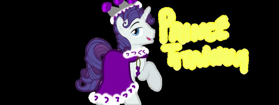 Prince Titanium by imimicbird5