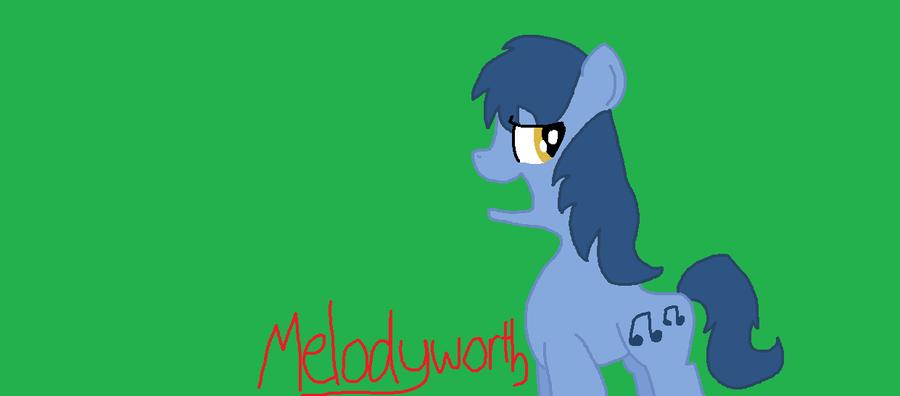 Melodyworth by imimicbird5