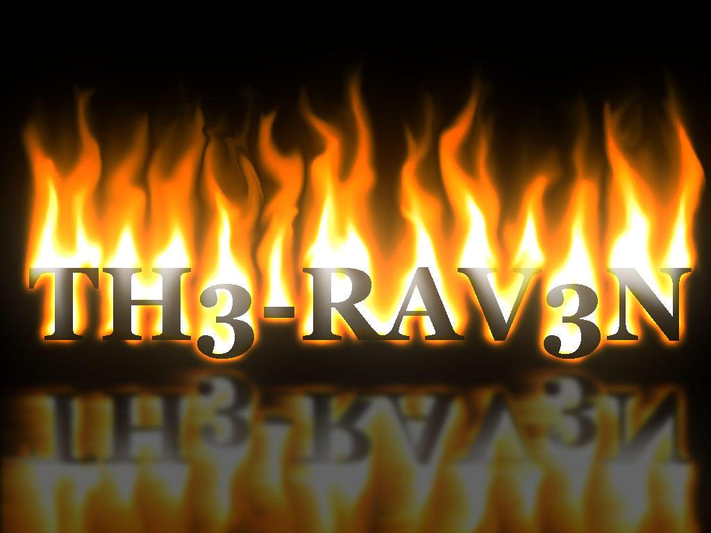TH3-RAV3N Flamed