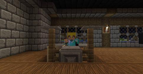Minecraft Drumming