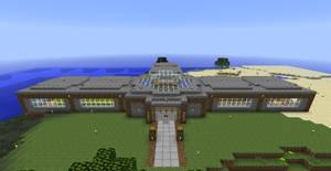 RSAminecraftia - Spawn Building