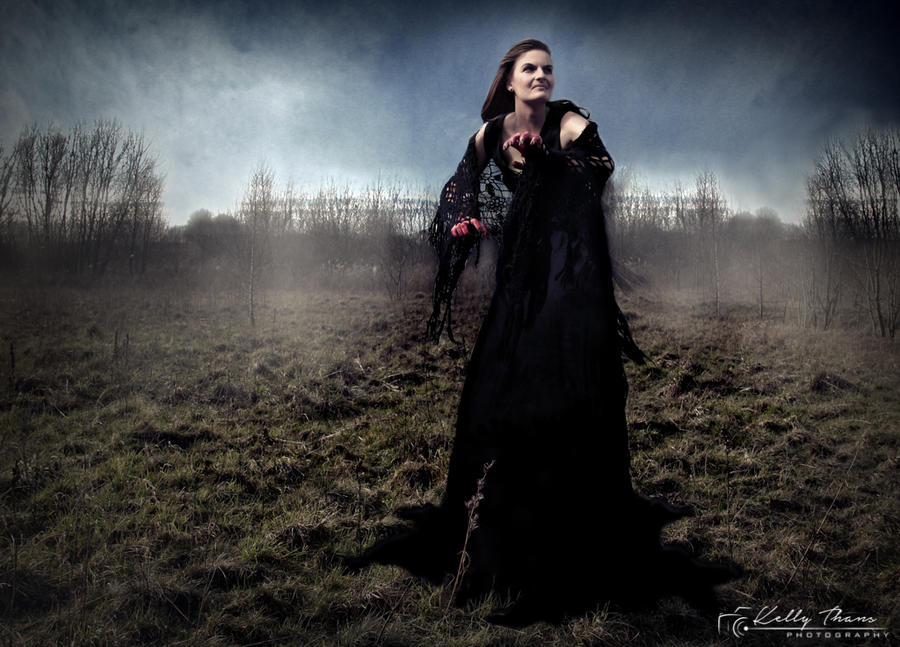 The Witch by CatCleopatra