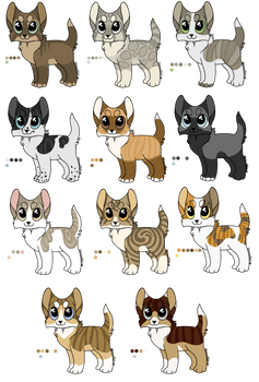 MYSTERY ADOPTABLES 2|| CLOSED