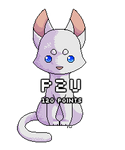 Pixel Cat Sticker Base || Pay To Use