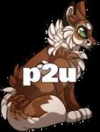 Wolf Cub Chibi Base || P2U