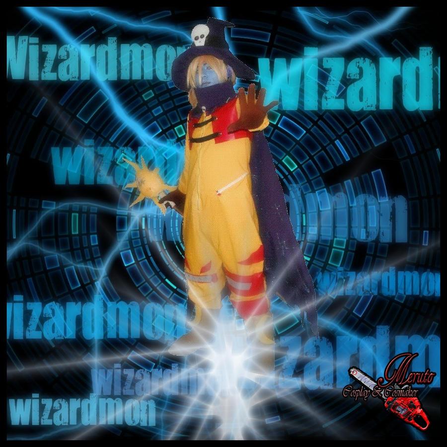Shinka     Wizardmon   Cosplay  by MerutoCosplayWizardmon Cosplay