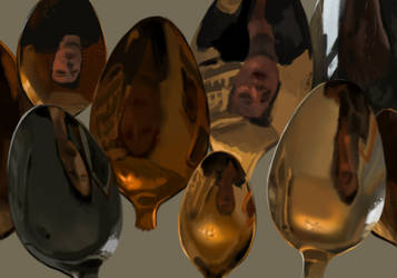 Spoons by Tabon