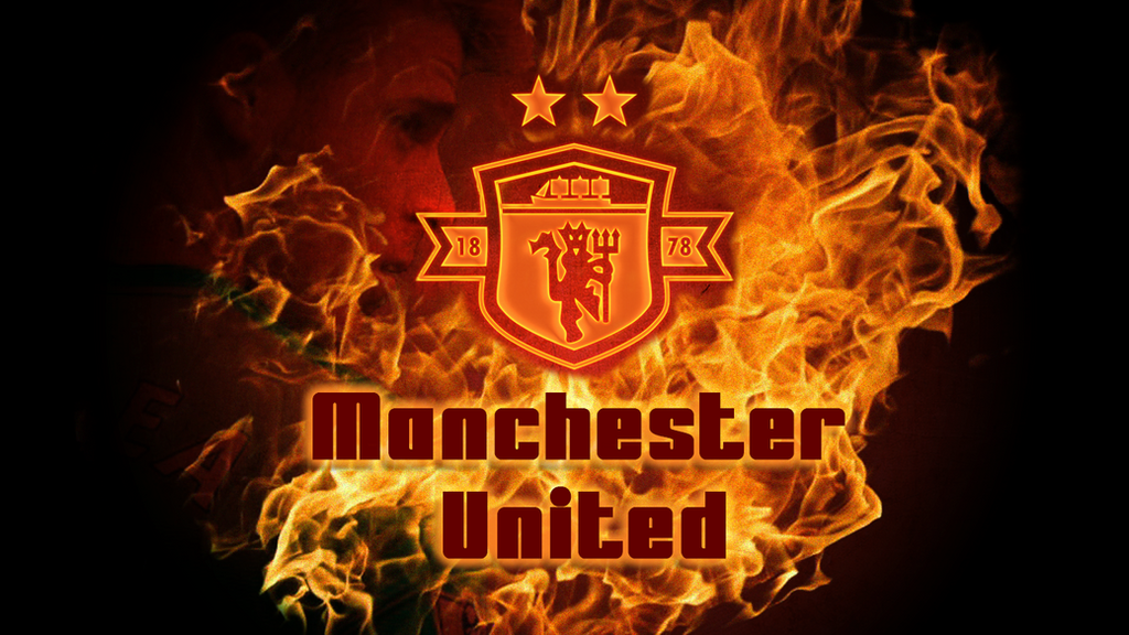 mufc logo wallpaper