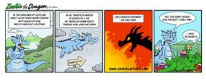 Enter the Ice Dragon
