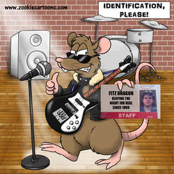 Comm: 'Identification, Please!' Album Cover
