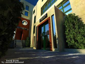 BADR BANK by mesod