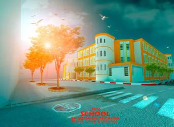 school 2012 by mesod