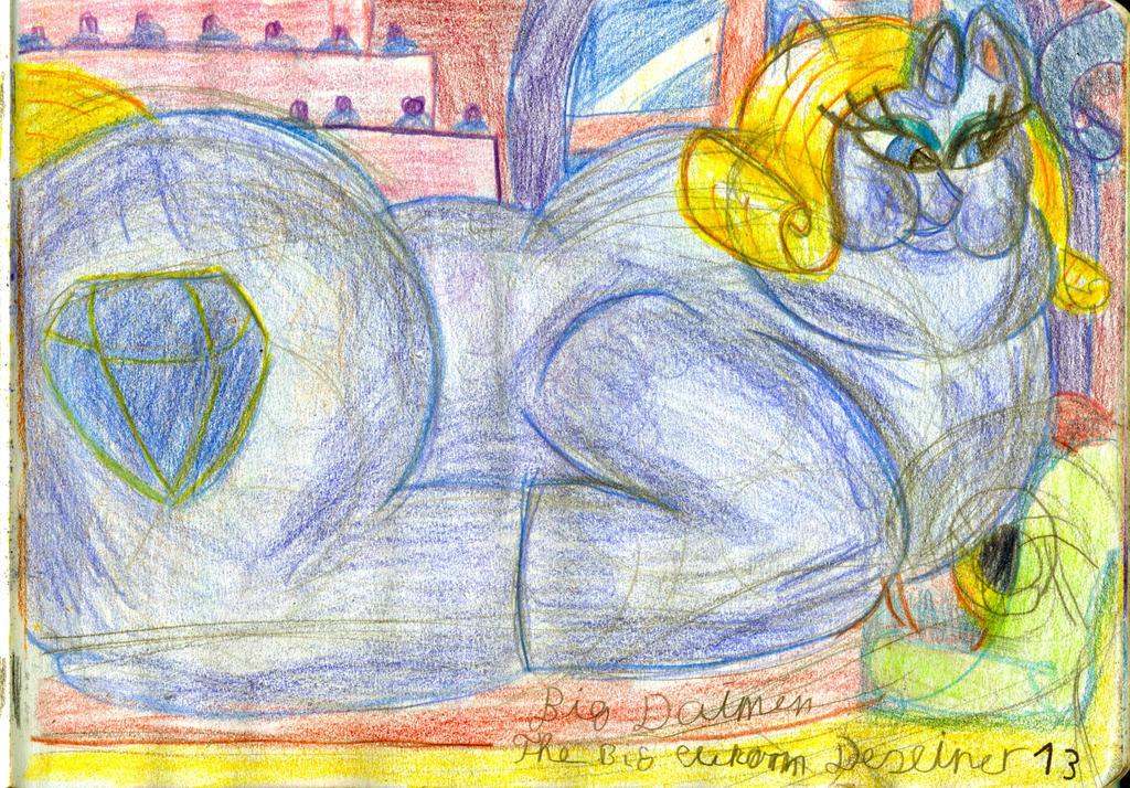 Page 13: big deimann by suntwilig