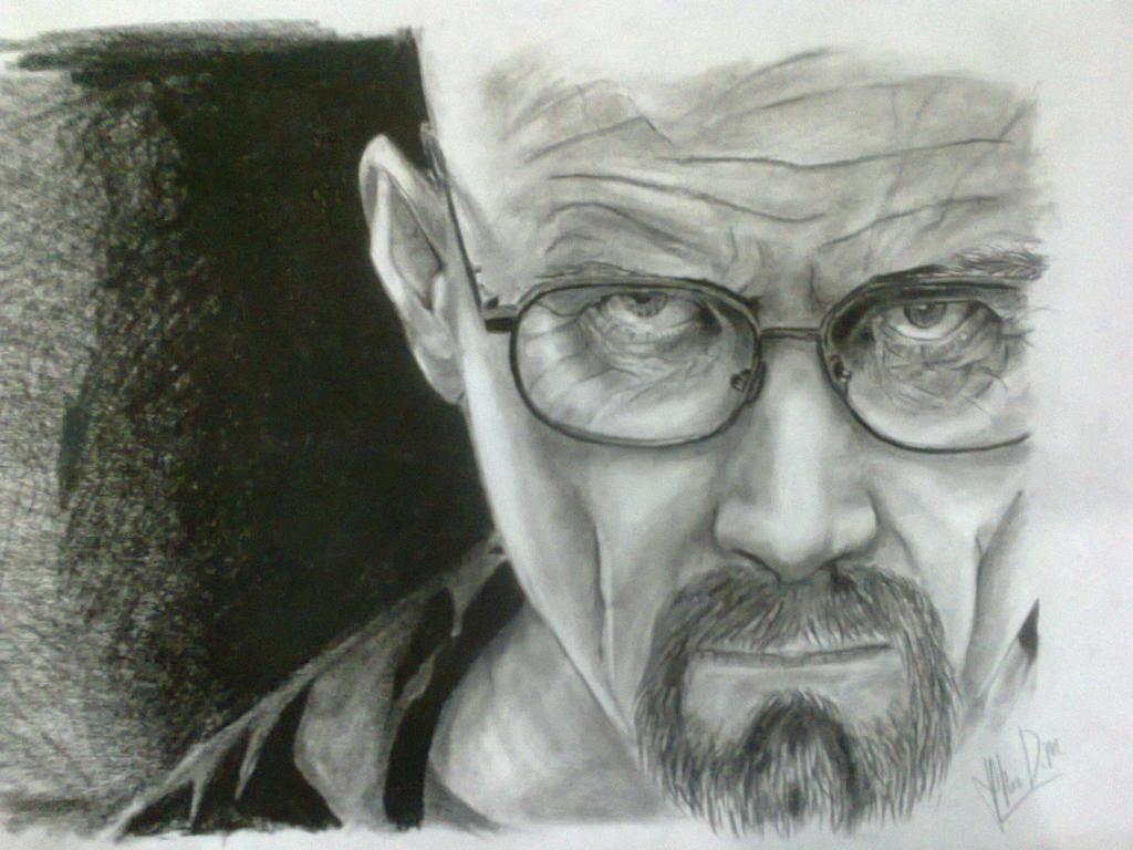 heisenberg by IlhamBritannia