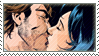 Fables - Bigby x Snow Stamp by Mikaces