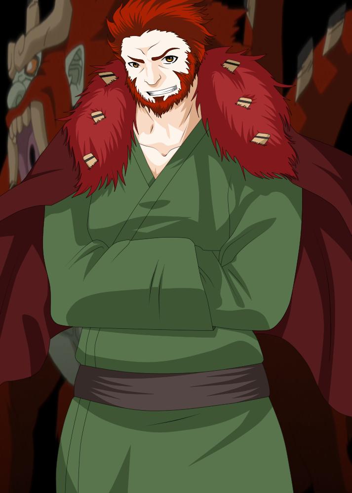 Son Goku's Human Form by DuNamarSundavar on DeviantArt