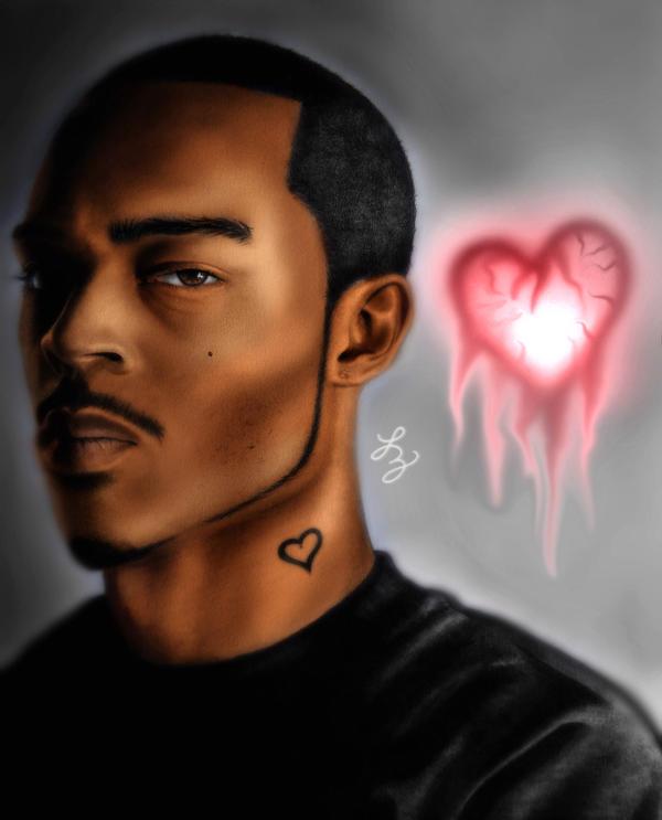 My Bleeding Heart by PZCherokee