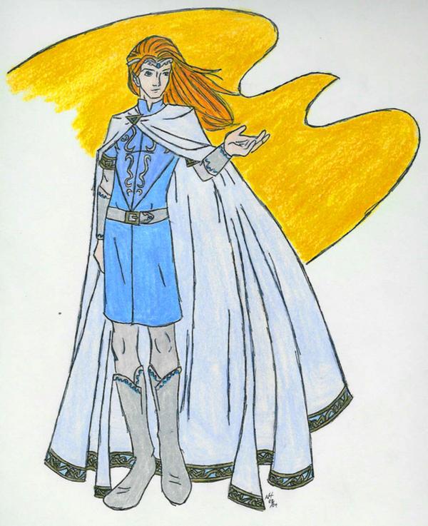 The Silmarillion: Manwe Sulimo by Saphari