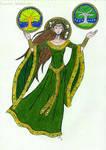 The Silmarillion: Yavanna