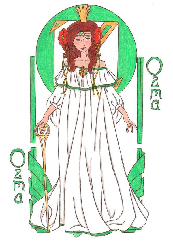 Land of Oz: Ozma of Oz